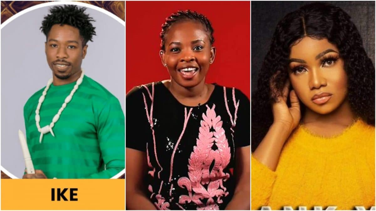 up for eviction - Ike, Cindy, Tacha, 6 other housemates up for eviction