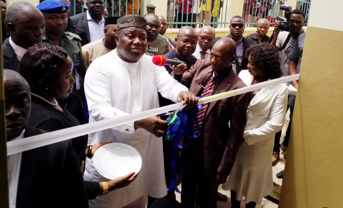 Enugu Govt. To Inaugurate 3 General Hospitals For Effective Healthcare Delivery