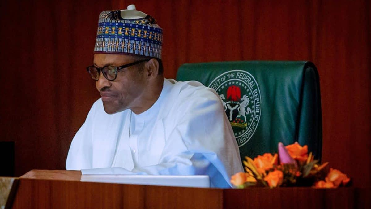 Tight Security At Nass As Buhari Presents 2020 Budget Proposal