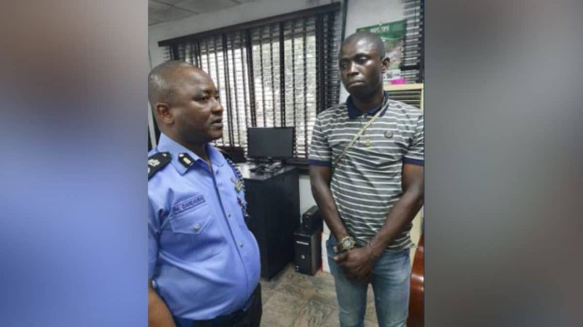 Port Harcourt serial killer - Police arrest 2 fake soldiers in Rivers