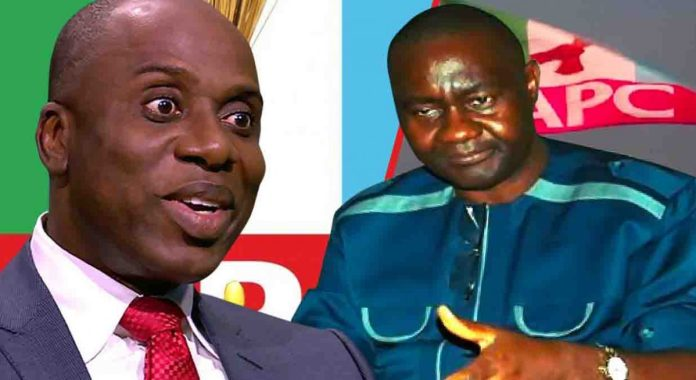 Amaechi vs Abe: APC crisis in Rivers gets chaotic