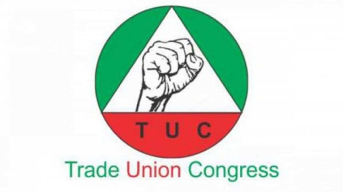 The Trade Union Congress Of Nigeria (tuc) Has Advised The Federal Government Not To Invite Chinese Doctors To Assist The Country In Combating Coronavirus Pandemic. Its President, Mr Quadri Olaleye A