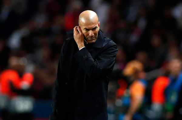 LaLiga: Premier League manager to replace Zidane as Real Madrid manager - Daily Post Nigeria
