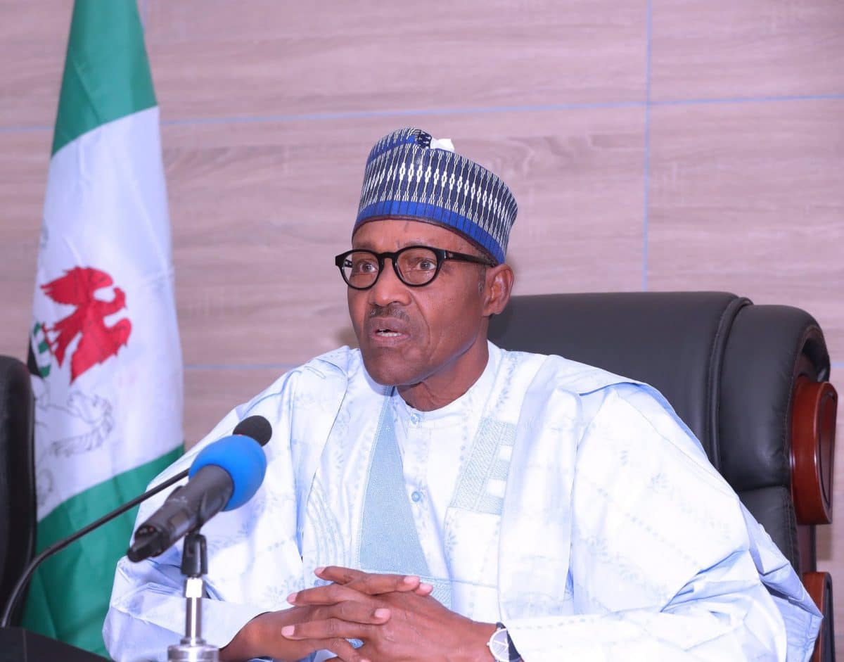 Buhari Expresses Grief Over Killing Of Soldiers In Ambush