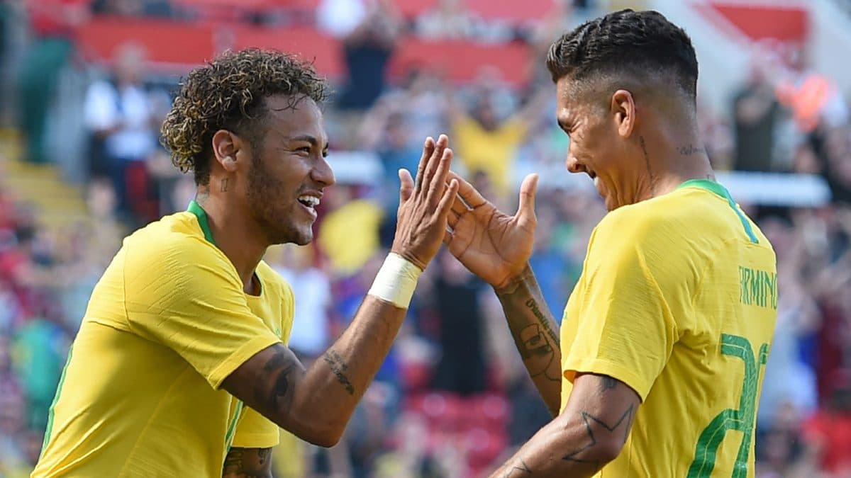 Brazil Held To 1 1 Draw By Senegal In Friendly