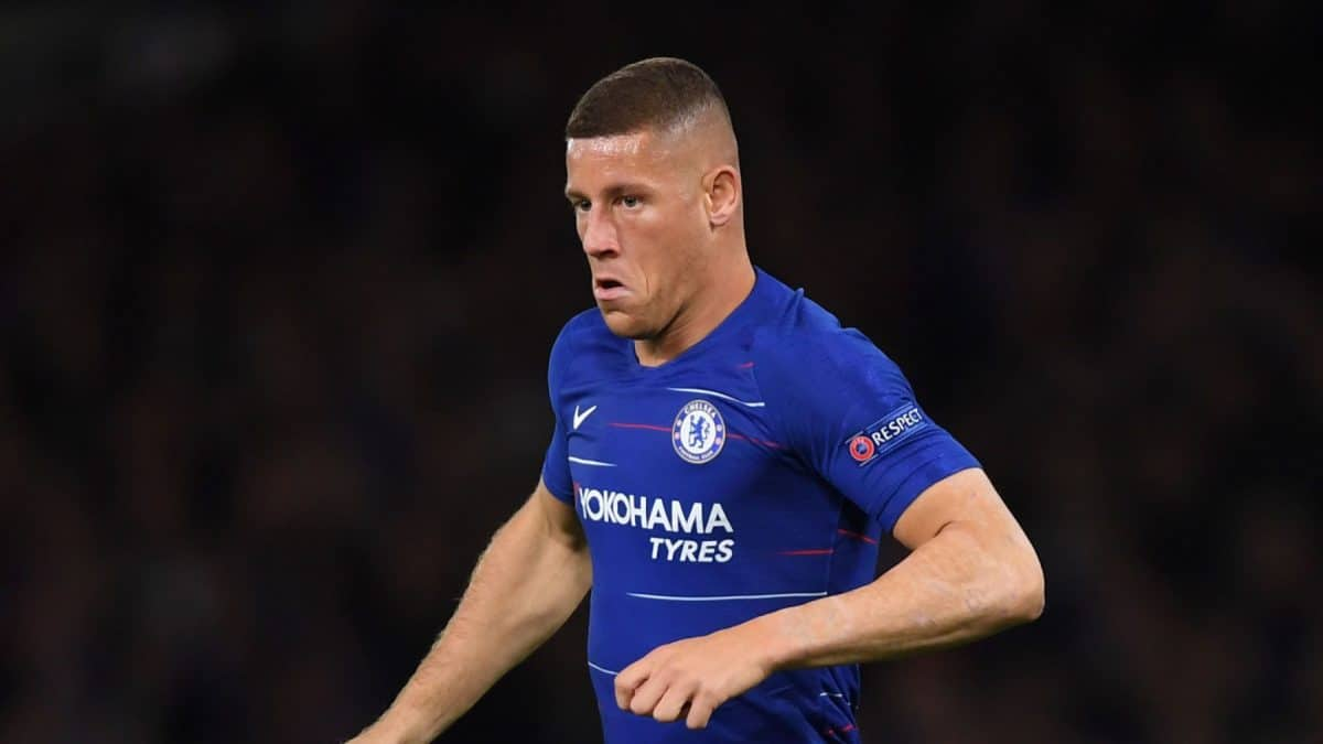 Chelsea Or Liverpool Or Willian Ross Barkley