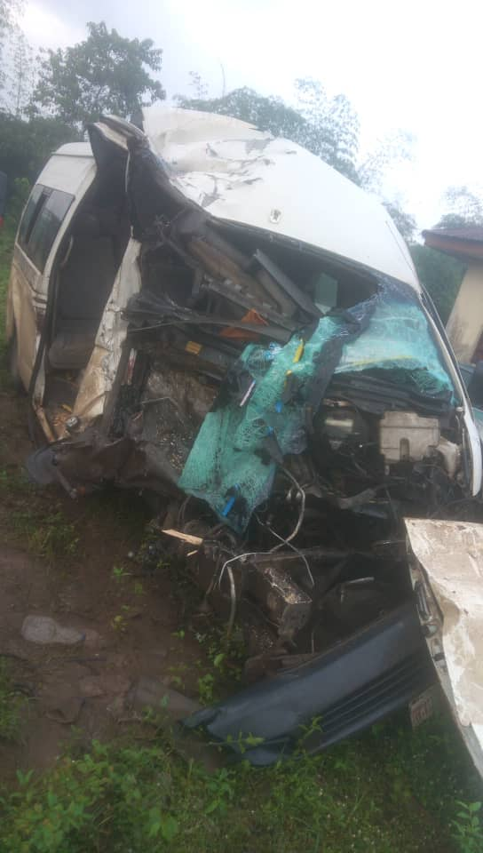 One Died, 7 Injured In Accident On Sagamu–ijebu Ode Expressway, Says Trace