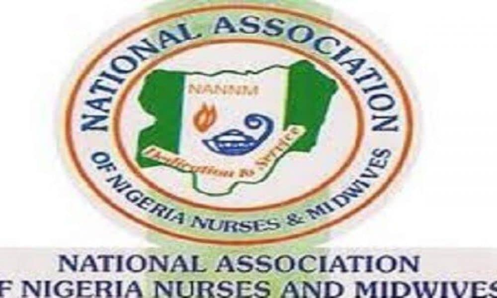 The National Association Of Nigerian Nurses And Midwives (nannm) At The Enugu State University Teaching Hospital (esuth), Parklane On Wednesday Embarked On A Peaceful Protest Demanding For Sufficient
