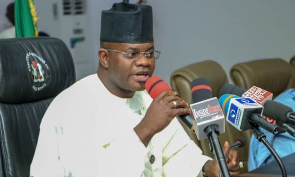 Kogi West Poll: Bello Congratulates Adeyemi, Describes Victory As Peoples' Mandate