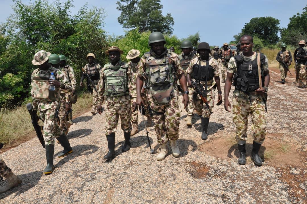 Nigerian Army Boko Haram Borno