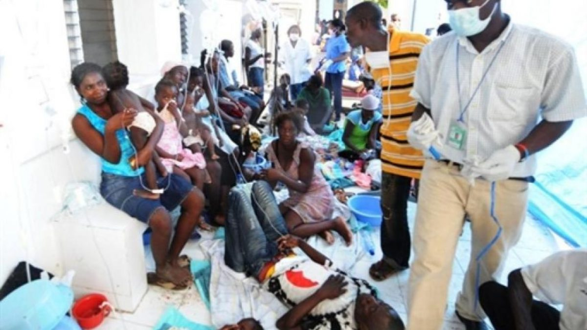 Cholera: Commissioner Says 5 Die In Ogun