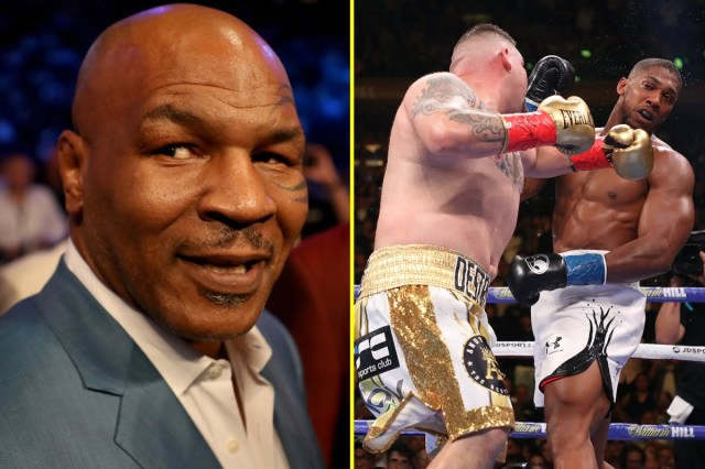 Anthony Joshua Is Worried Of Rematch Against Andy Ruiz – Mike Tyson