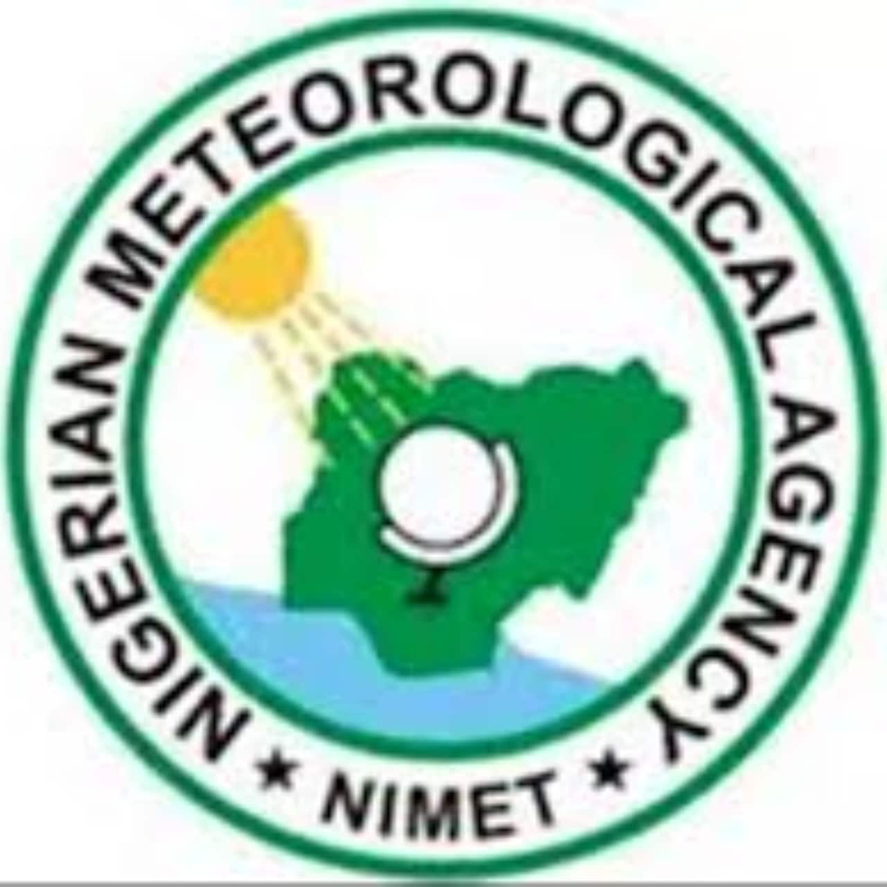 Nigerian Meteorological Agency (nimet) Has Predicted Moisture Laden Winds To Extend Up To The Northwestern Region From Tuesday To Thursday. Nimet's Weather Outlook Released On Monday In Abu