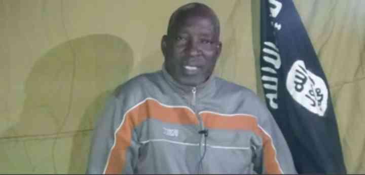CAN Chairman In Boko Haram Camp