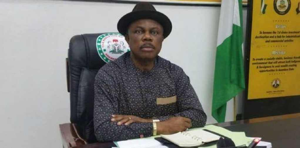 Obiano, wife not infected with COVID-19 – Aide