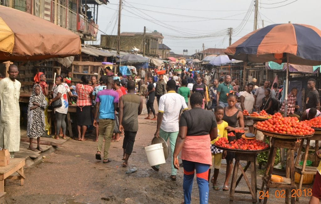 The Police Command In Delta, On Wednesday Confirmed The Death Of A Middle Aged Man In Igbudu Market In Warri South Local Government Area Of The State. The Commissioner Of Police (cp), Hafiz Inuwa, W