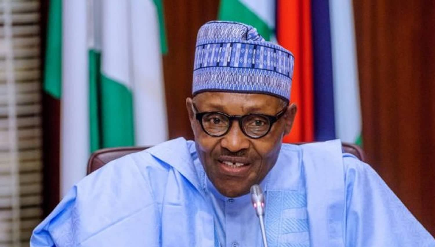President Muhammadu Buhari Has Acknowledged, With Deep Appreciation, The Kind Gesture Of Captain Of Industries, Corporate Entities, Missionaries, Musical Artistes And Individuals Who Have Consisten