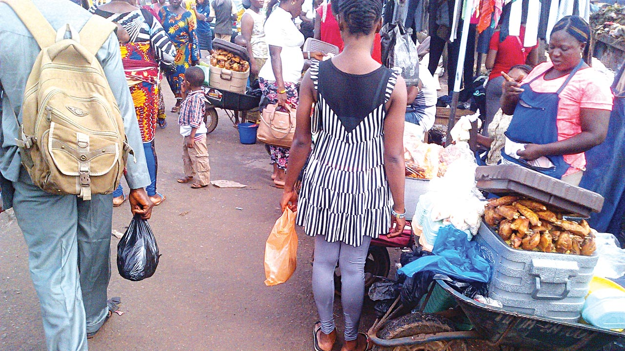 Some Lagos Residents On Friday Expressed Worry At The Opening Of Some Shops In Markets, Saying That It Was Generating Crowd That Could Spread Coronavirus. The Nigeria News Agency Reports That The Fe
