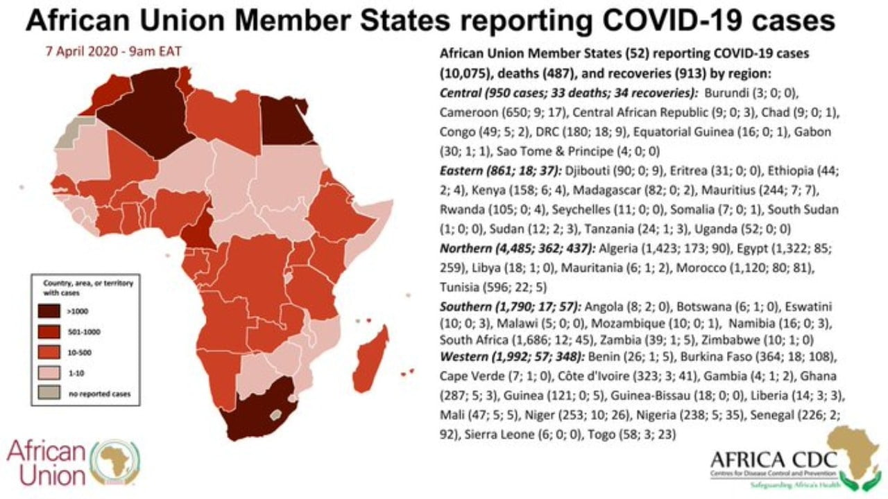 The Africa Centres For Disease Control And Prevention (africa Cdc) On Thursday Decried The Two French Scientists'comments Calling Foruse Of Africans Forclinical Trials Oftuberculosis Vaccin