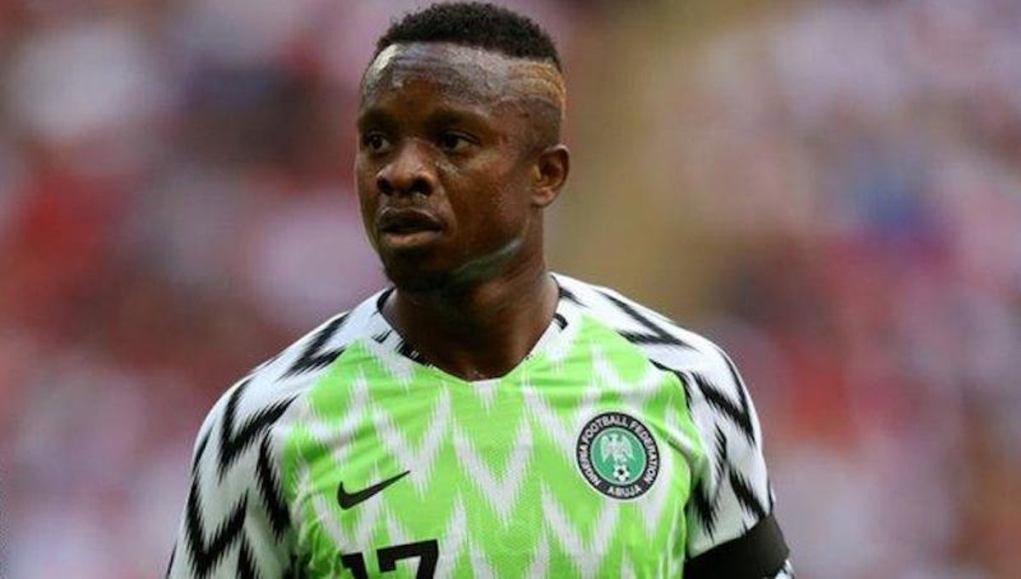 Nigerian midfielder, Ogenyi Onazi's contract terminated