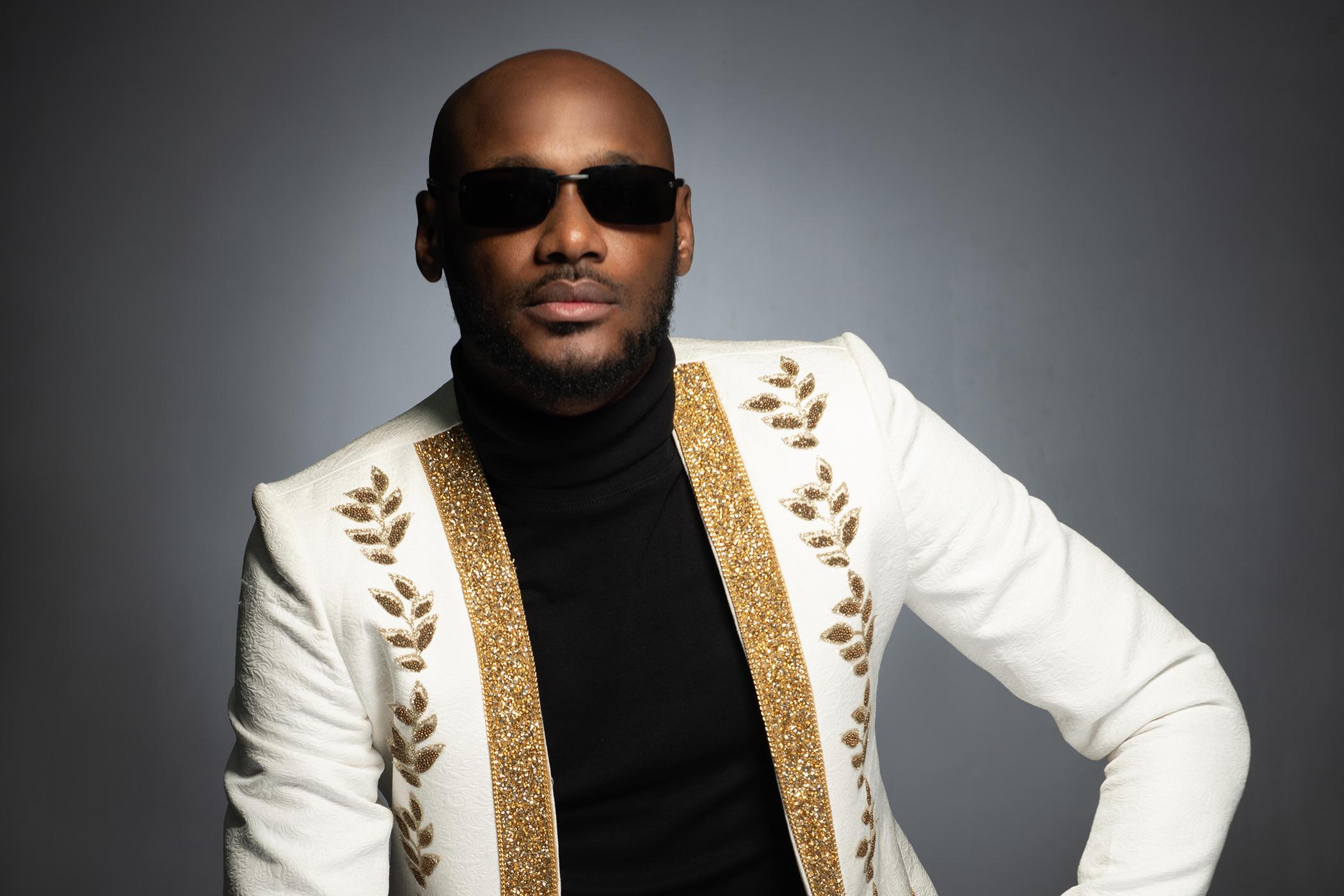 No vibes killer here – Tuface Idibia speaks from US