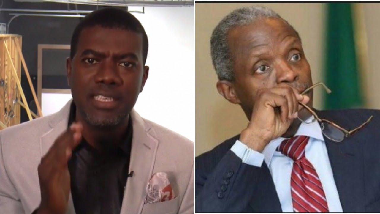 , Alleged N4billion loot: Do what Jonathan did when you lied against him – Omokri tells Osinbajo, Effiezy - Top Nigerian News & Entertainment Website