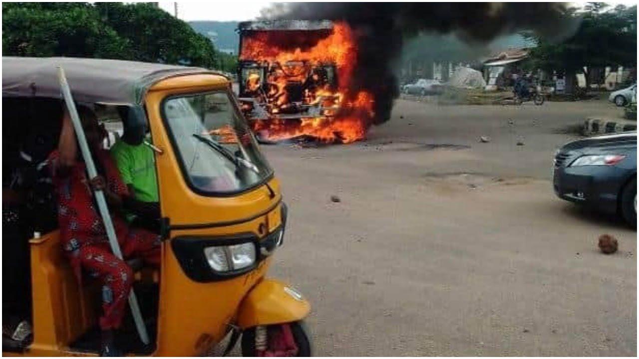 , Dangote trailer crushes man, injures son in Kogi., Effiezy - Top Nigerian News & Entertainment Website