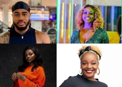 BBNaija 2020: Praise clears air on feelings for Ka3na, Lucy, Wathoni