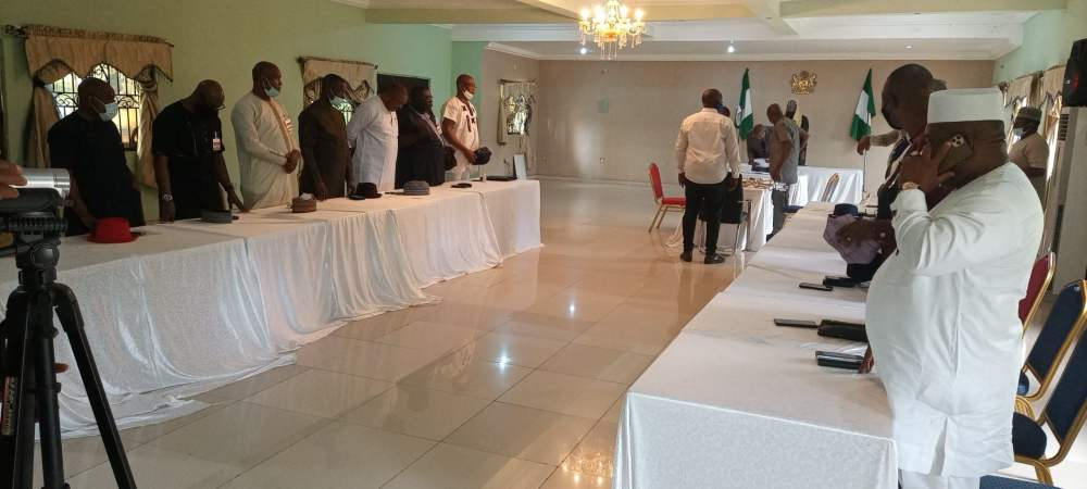 IMG 20200807 125448 083 scaled - BREAKING: Edo Meeting holds first plenary, orders closure of Home's checking account