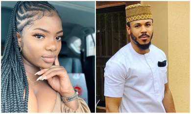 BBNaija 2020: Read what Dorathy told Ozo about Neo