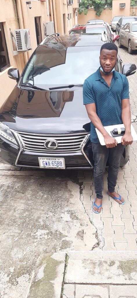 20200904 112607 472x1024 - EFCC arrests suspected internet fraudsters in Abuja
