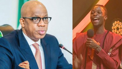 BBNaija 2020: Gov Dapo Abiodun congratulates Laycon