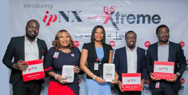 IPNX PIX 2 - ipNX delivers Nigeria's First 200Mbps Internet Speed Offering to homes