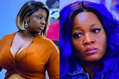 BBNaija 2020: 'You are not my friend' – Dorathy, Lucy engage in heated argument