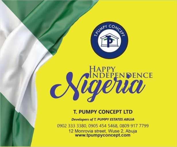 2 - Nigeria at 60: Adaralegbe Akintayo, T Pumpy boss calls for prayers
