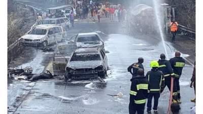 Dozens Killed in Osun tanker explosion
