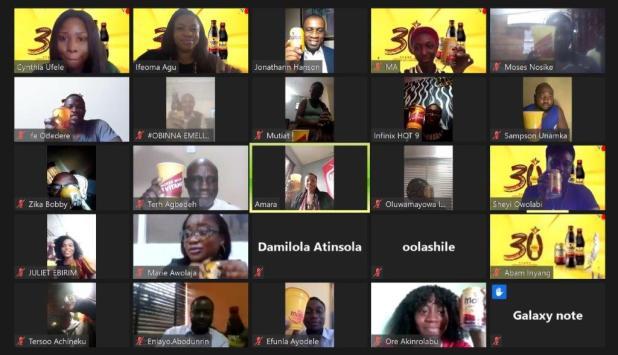 cheers - Malta Guinness celebrates three decades of nourishing Nigerians