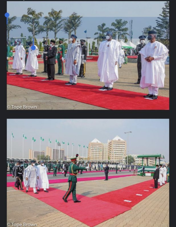 IMG 8779 1 796x1024 - PHOTONEWS: Senate President, others attend Armed Forces Remembrance Day