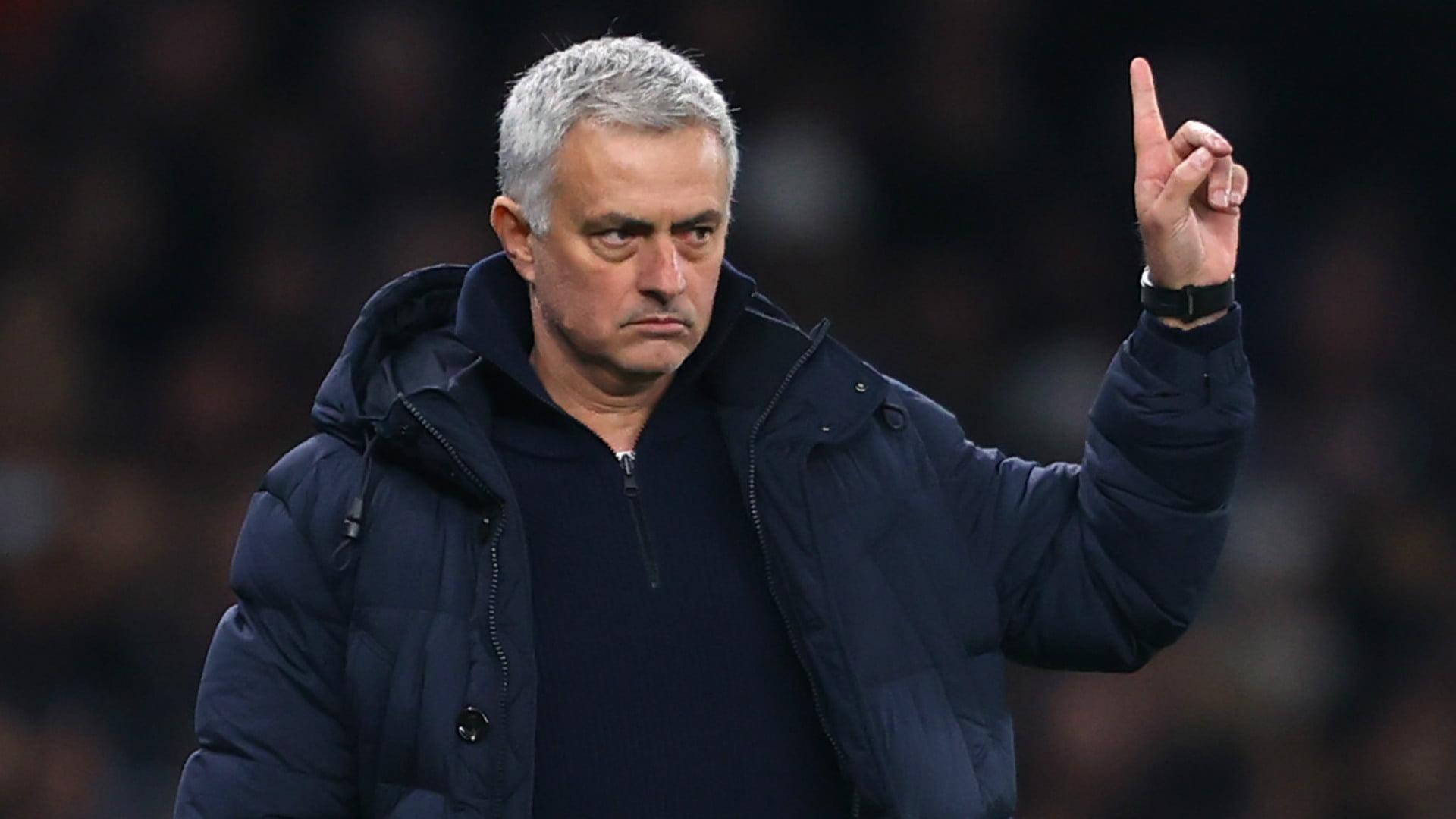 Europa League: Mourinho reacts to Tottenham draw against Dinamo