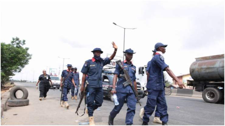 Insecurity: Katsina: NSCDC arrests two suspects for drug peddling, cattle rustling
