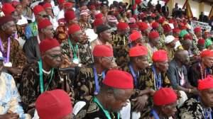 Uncertainty: Do not taste the anger of Igbos – warns Ohanaeze Miyetti Allah