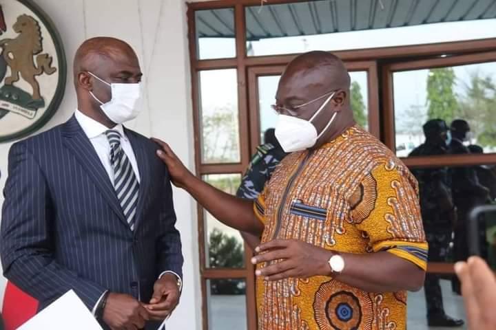 Oko Chukwu salutes Gov Ikpeazu over security in Abia