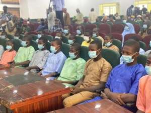 Bandits told us that their business cannot prosper without informants in our villages – Rescued Kagara students