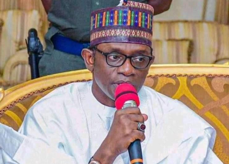 Gov. Buni reacts as troops foil Boko Haram attack in Yobe