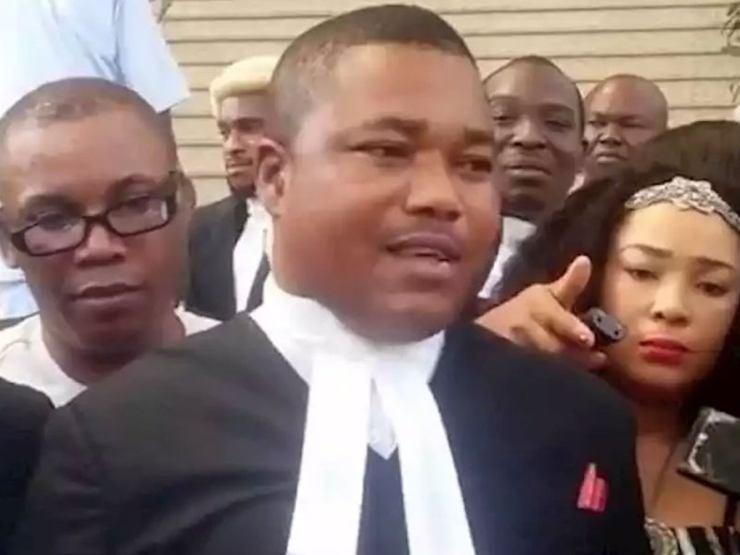 Biafra: Kanu's lawyer, Ejiofor reacts as DSS re-arrests Chiwetalu Agu