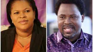 TB Joshua's wife recounts last moment, how prophet was found unconscious