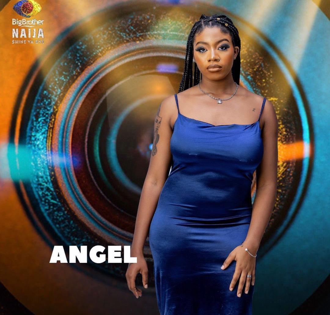 BBNaija 2021: Sammie, others watch as Angel grabs Pere's manhood [VIDEO]