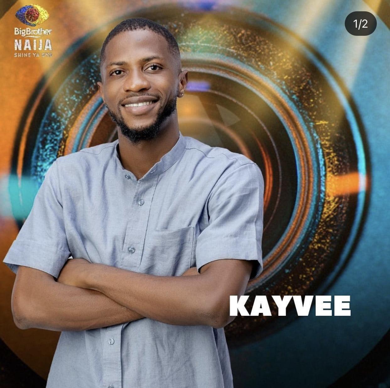 BBNaija: Biggie urged to help Kayvee as he breaks down in tears