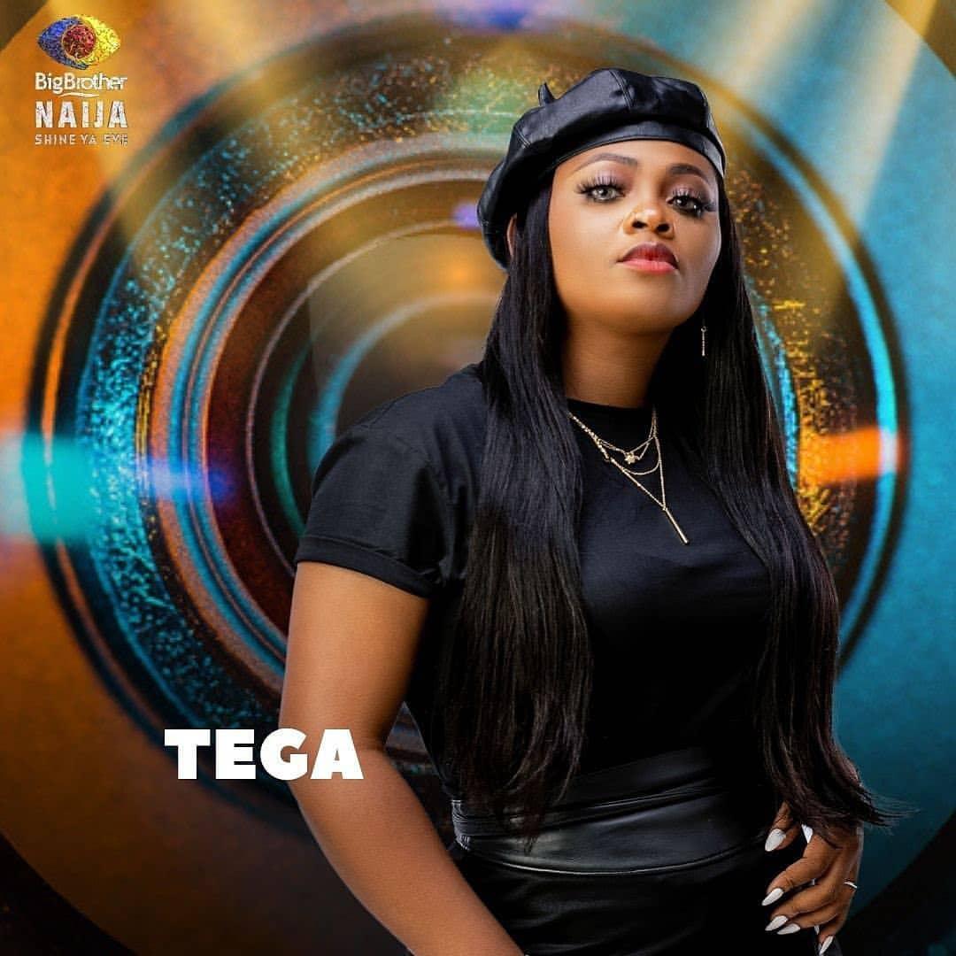 BBNaija: I hope I've not been judged – Tega speaks on eviction