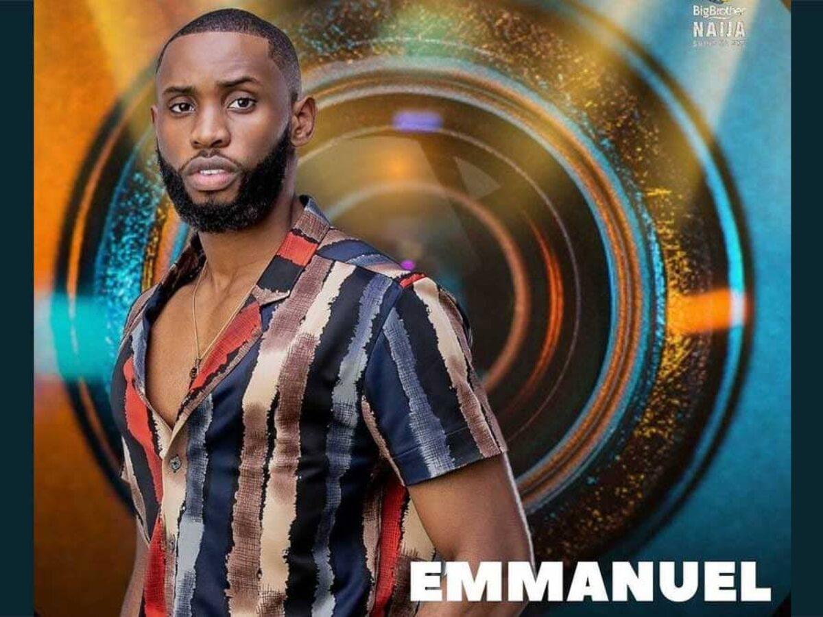 BBNaija: Emmanuel sustains injury during task [VIDEO]